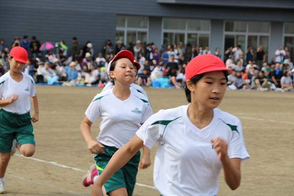 第2回大運動会~6年生~|西白山台小学校のホームページ